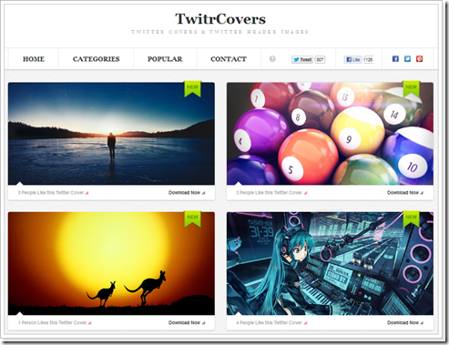 TwitrCovers