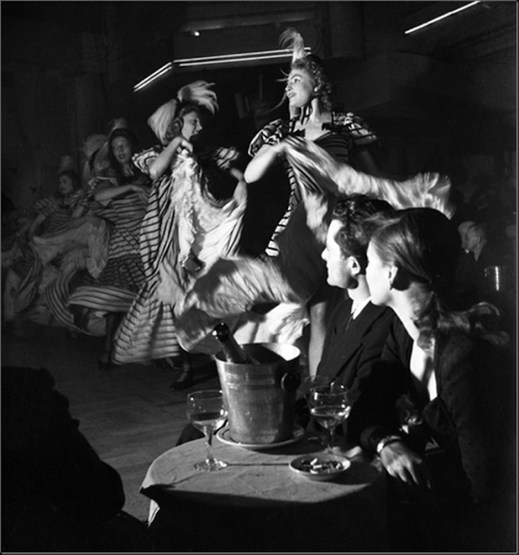 Emile savitry Club quartier de Pigalle, Paris c.1935