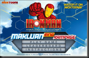 Iron Man Makluan Ring Rampage