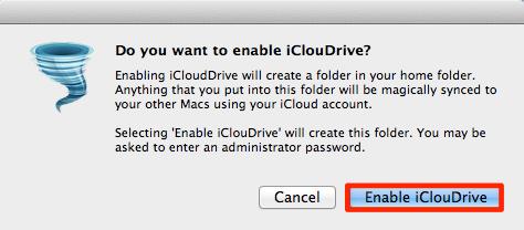 3Mac App iClouDrive