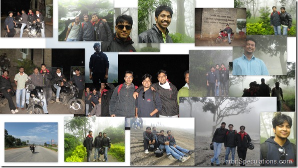 Nandi Hills 28 August