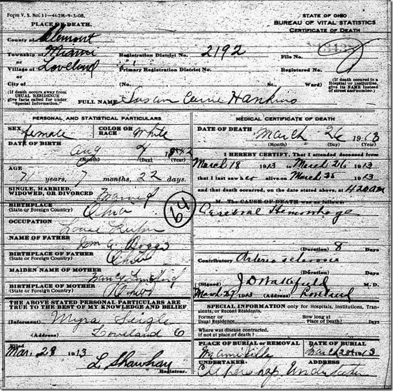 BOGGS_SusanCHunterCresseHankins_deathcertOH_1913