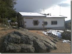 Refugio Giner. La Pedriza.