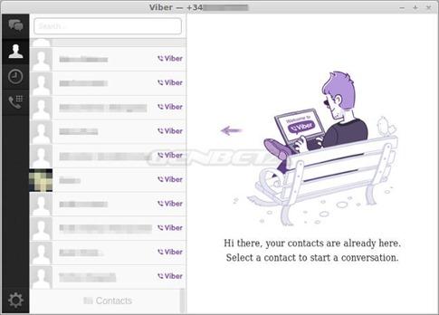 viber-linux-contactos