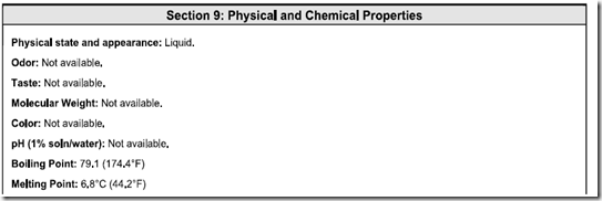 MSDS_ANSI_Section_9