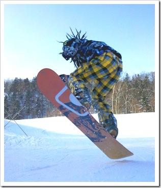 北海道-滑雪