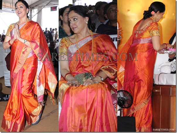 Hema_Malini_Traditional_Silk_Saree
