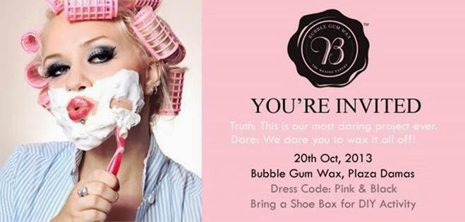 bubblegumwax