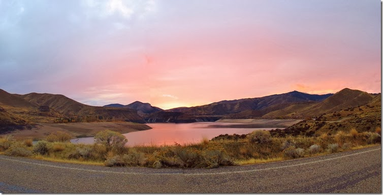Lucky Peak Pano 1