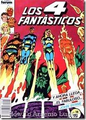 P00018 - Los 4 Fantásticos v1 #18