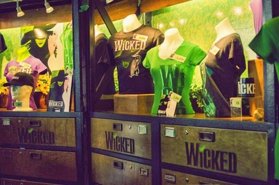 Wicked Merch