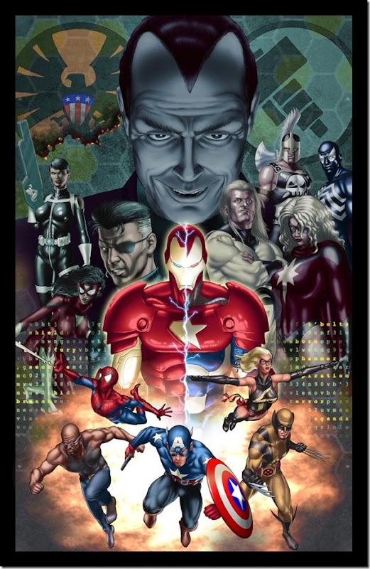 Nick Fury,Nicholas Joseph,Samuel L. Jackson, David Hasselhoff (44)