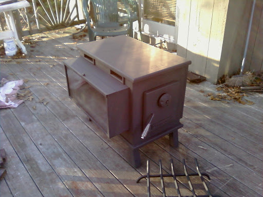 WOOD STOVES  PARTS
