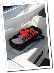 Lisas första båttur 1.8. 2011 061
