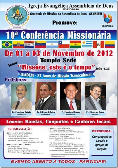 conferc3aancia-missionc3a1ria