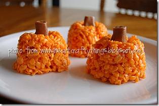 pumpkinsricecrispy