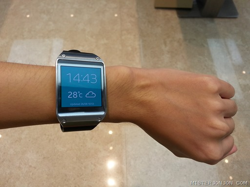 Samsung Galaxy Gear Philippines