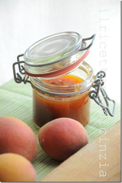 confettura di albicocche tradizionale e con la curcuma