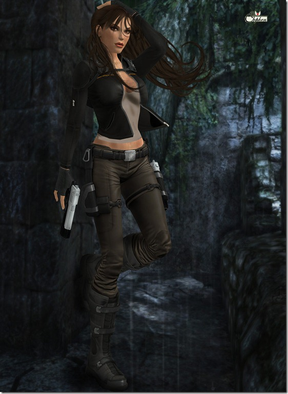 Lara Croft (122)