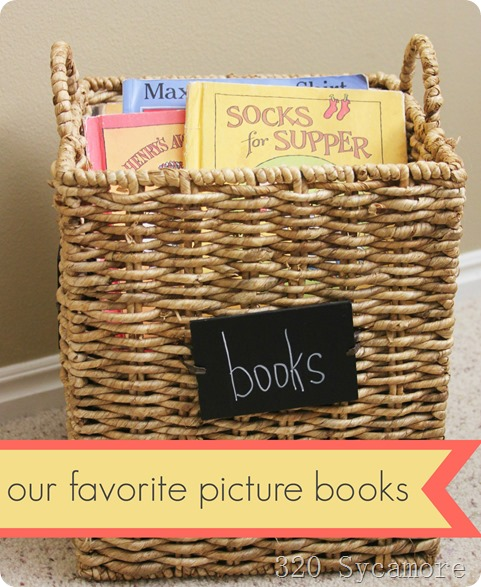 our favorite kid's books