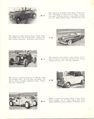 19507 Dry Lakes racer, oakland Roadster show car, Build Pics
