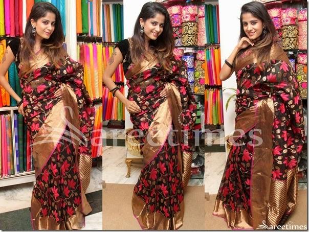 Anukriti_Floral_Silk_Saree