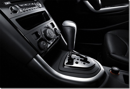 6 Speed Auto Adaptive Transmission with Tiptronic &amp; Sport Mode
