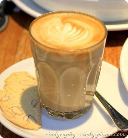 Bens Latte