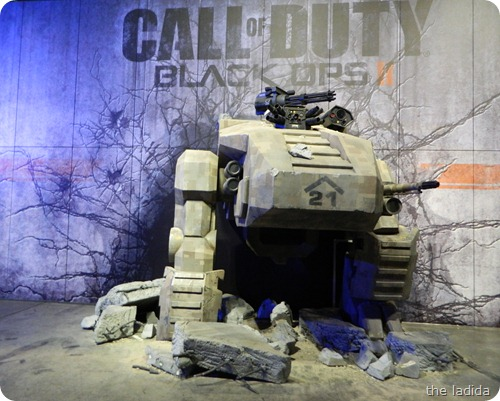 EB Games Expo 2012 - Call of Duty