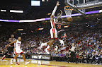 lebron james nba 130106 mia vs was 07 King James Debuts LBJ X Portland PE But Ends Scoring Streak