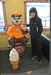 Everyone has a mascot...and Cheryl finds them all!