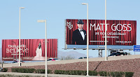 Criss/Goss Billboards By: Lanie Crossman