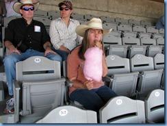 9317 Alberta Calgary - Calgary Stampede 100th Anniversary - inside Stampede Grandstand