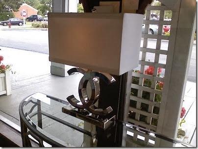 chanel lamp-1