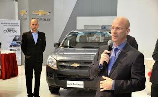18ème Salon international de l'automobile, Diamal fait la promotion de sa nouvelle gamme