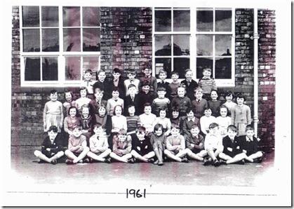 1961 school photo