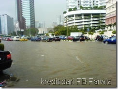 Banjir Jalan Tun Razak Kl 2