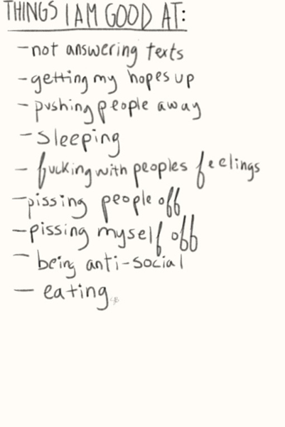 things i am good at