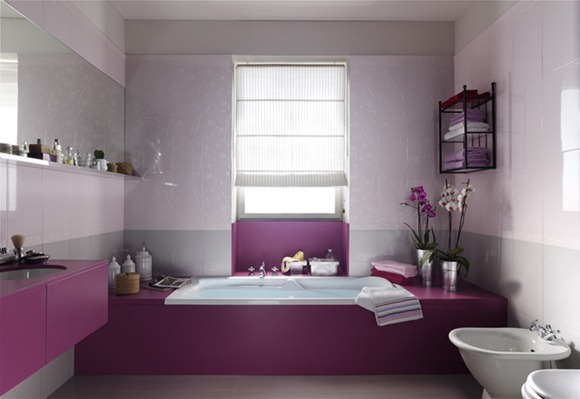 Divinos modelos de baños