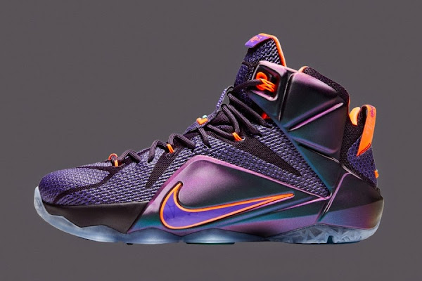 Seven Nike LeBron 12 Colorways Revealed to Launch in 2014