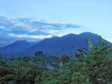 Curunumbeng seen from just west of Ruteng (Dan Quinn, July 2013)