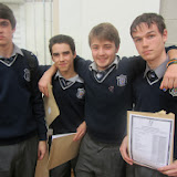 Kevin, Conor Duggan, Caolan Mc Laughlin and Brandon Connolly.JPG