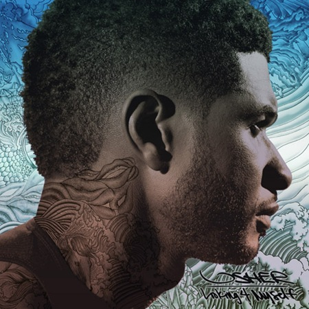 usher looking 4 myself cover art