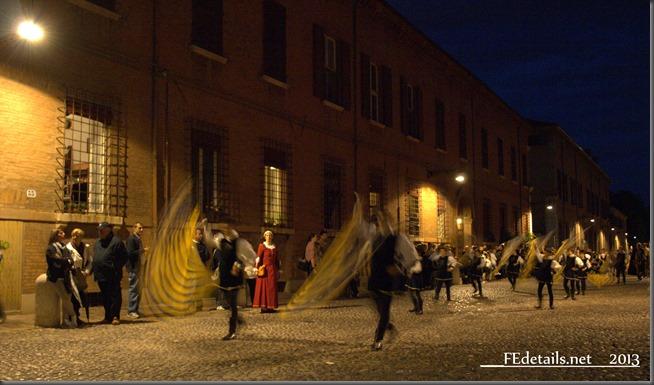 Palio of Ferrara, Italy - Corteo Storico, Photo2