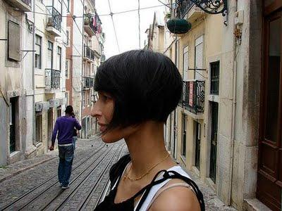 Modern Trendy Short Bob Hairstyles
