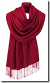 Pure Collection Cashmere Shawl