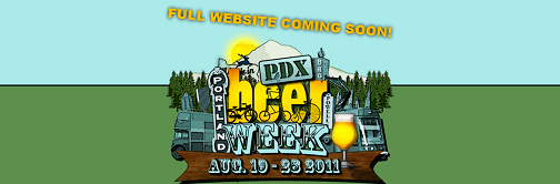 image borrowed from PDX Beer Week's front page
