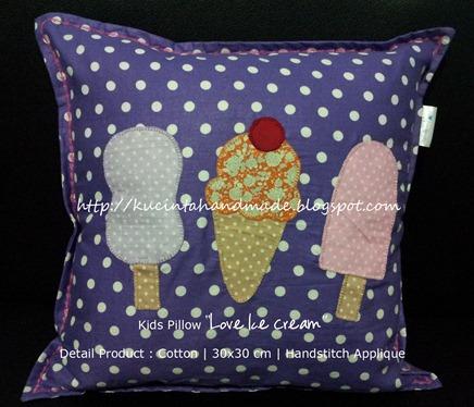 Love Ice Cream Ungu