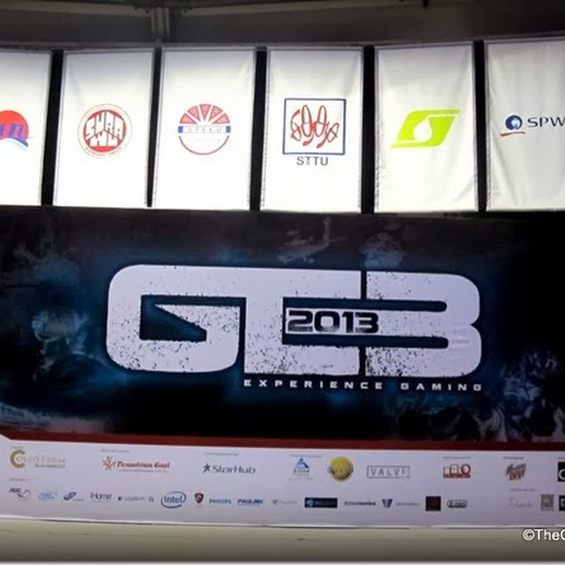 GE3 : Experience Gaming 2013