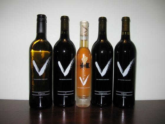 Van Westen Wines